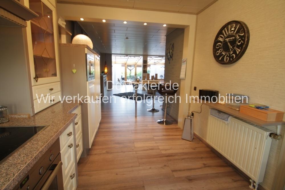 Durchgang Küche - Essbereich