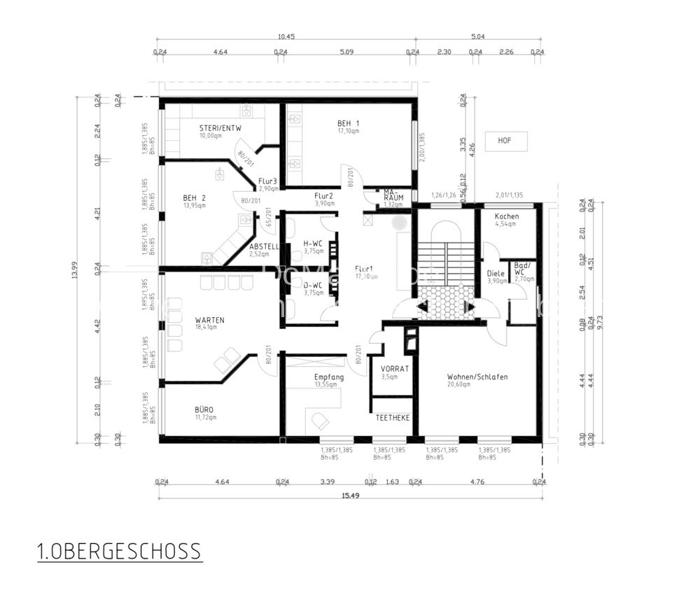 01. Obergeschoss