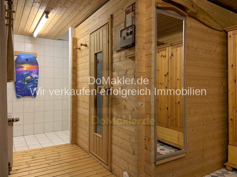 Sauna u. Dusche