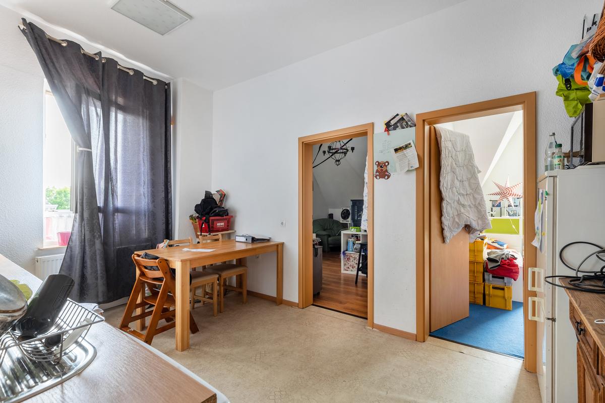 Wohnung 2 Dachgeschoss