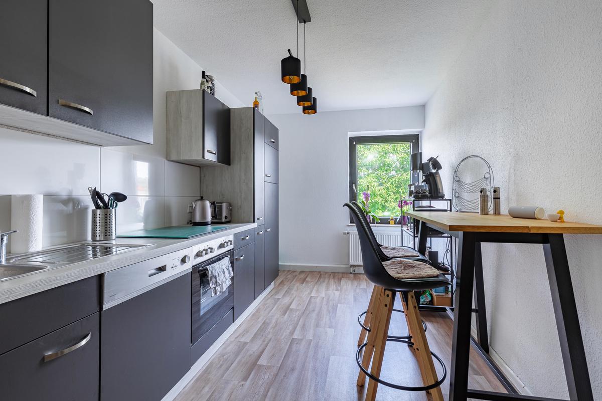 Wohnung 2.OG Küche