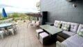 Sitzecke auf Terrasse